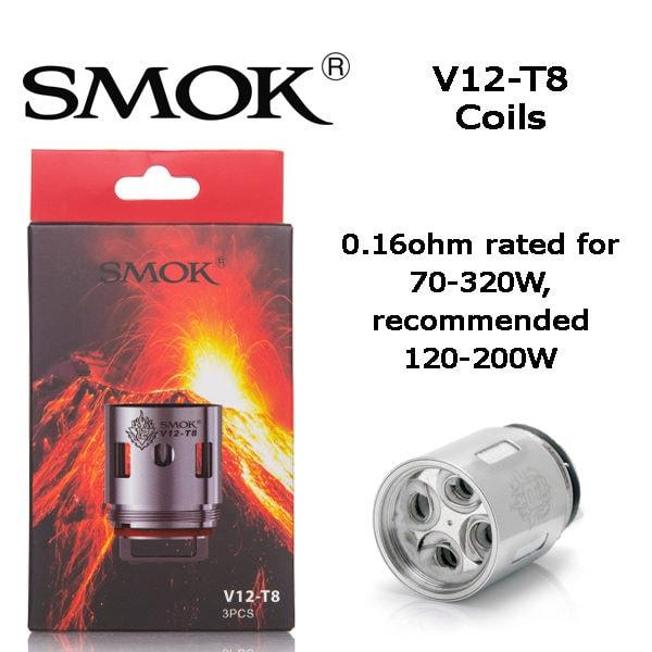 SMOK®-V12-T8